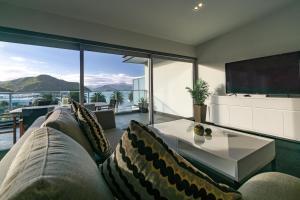 Luxury Seaview Waterfront Apartments, Apartmány  Picton - big - 9