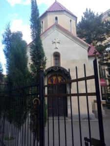 Apartment Nuca, Apartments  Tbilisi City - big - 15