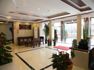 Richmond Hotel, Hotel  Qinhuangdao - big - 24