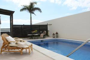 Villas La Galea, Виллы  Эль-Медано - big - 27