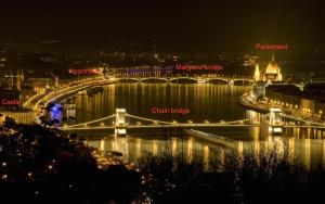 Downtown Parliament view, Apartmanok  Budapest - big - 24