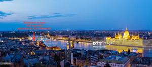 Downtown Parliament view, Apartmanok  Budapest - big - 25