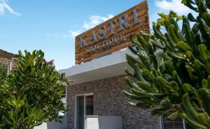 Kastri Boutique Beach, Apartmány  Faliraki - big - 60