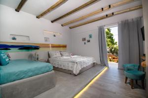 Kastri Boutique Beach, Apartmány  Faliraki - big - 34