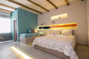 Kastri Boutique Beach, Apartmány  Faliraki - big - 33