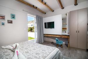 Kastri Boutique Beach, Apartmány  Faliraki - big - 19