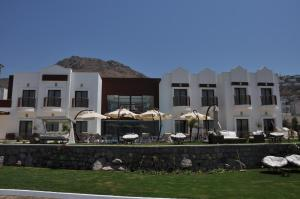 Small Beach Hotel, Hotels  Turgutreis - big - 16