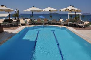 Small Beach Hotel, Hotels  Turgutreis - big - 17