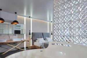 Mykonos Kosmoplaz Beach Resort Hotel, Hotel  Platis Yialos Mykonos - big - 6