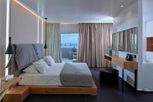 Mykonos Kosmoplaz Beach Resort Hotel, Hotel  Platis Yialos Mykonos - big - 7
