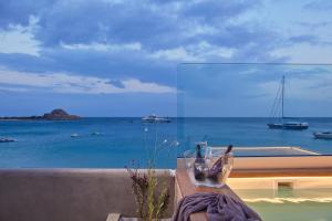 Mykonos Kosmoplaz Beach Resort Hotel, Hotel  Platis Yialos Mykonos - big - 4