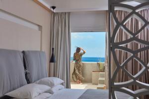Mykonos Kosmoplaz Beach Resort Hotel, Hotel  Platis Yialos Mykonos - big - 3