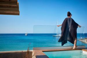 Mykonos Kosmoplaz Beach Resort Hotel, Hotel  Platis Yialos Mykonos - big - 2
