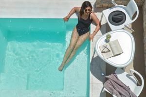 Mykonos Kosmoplaz Beach Resort Hotel, Hotel  Platis Yialos Mykonos - big - 12