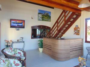 Pousada Villa Da Montanha, Penzióny  São Bento do Sapucaí - big - 94