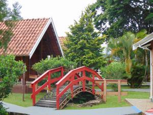 Pousada Villa Da Montanha, Penzióny  São Bento do Sapucaí - big - 83