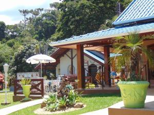 Pousada Villa Da Montanha, Penzióny  São Bento do Sapucaí - big - 85
