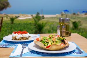 Marinos Beach Hotel-Apartments, Residence  Platanes - big - 48
