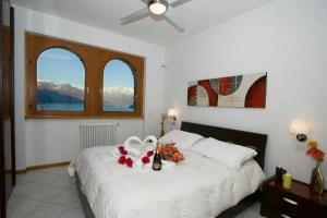 Casa Monaco, Apartmanok  Pianello Del Lario - big - 14