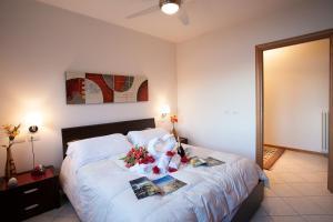 Casa Monaco, Apartmanok  Pianello Del Lario - big - 15