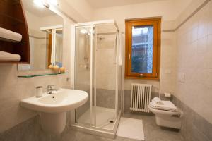 Casa Monaco, Apartmanok  Pianello Del Lario - big - 13