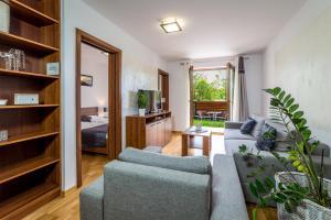 Apartamenty Rozewie, Apartments  Jastrzębia Góra - big - 27