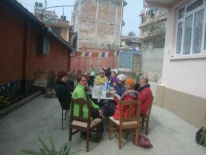 Bodhi Guest House, Affittacamere  Baudhatinchule - big - 31