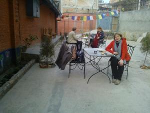 Bodhi Guest House, Affittacamere  Baudhatinchule - big - 32