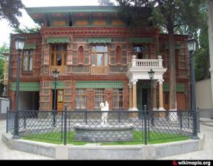 Apartment Nuca, Apartments  Tbilisi City - big - 13