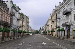 Apartment Nuca, Apartments  Tbilisi City - big - 23
