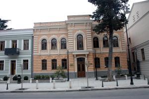 Apartment Nuca, Apartments  Tbilisi City - big - 22