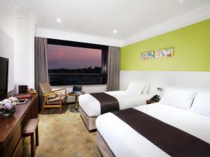 Hotel Robero Jeju, Отели  Чеджу - big - 19