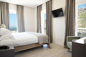 Hotel Mar Bravo, Szállodák  Nazaré - big - 13