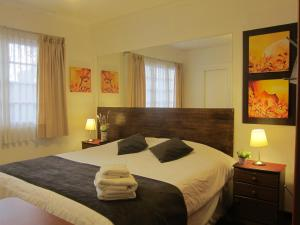 Hostal 7 Norte, Bed and Breakfasts  Viña del Mar - big - 36