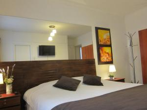Hostal 7 Norte, Bed and Breakfasts  Viña del Mar - big - 38