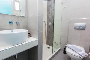 Korali Palace Hotel, Aparthotels  Naxos Chora - big - 16