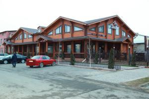 Guest House Chalet, Penziony  Taraz - big - 38