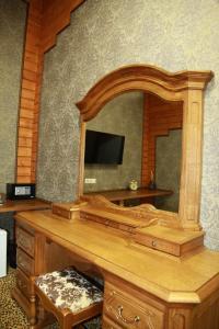 Guest House Chalet, Penziony  Taraz - big - 27