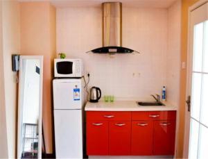 Sweet House Theme Apartment(Da Lian Yi Feng New Town Apartment Branch), Ferienwohnungen  Jinzhou - big - 16