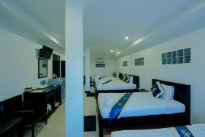 Mango Rain Boutique Hotel, Hotely  Siem Reap - big - 61