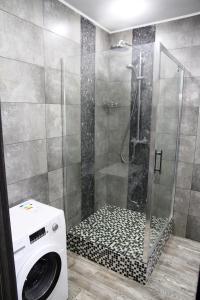 European style VIP flat, Apartmanok  Kijev - big - 5