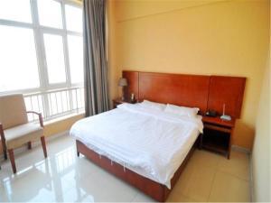 Kelinning Hotel Qingdao East Jialingjiang Road, Szállodák  Huangtao - big - 11