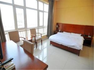 Kelinning Hotel Qingdao East Jialingjiang Road, Szállodák  Huangtao - big - 10