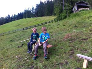 Haus Fernsebner, Ferienwohnungen  Lofer - big - 37