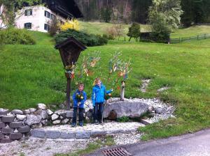 Haus Fernsebner, Ferienwohnungen  Lofer - big - 38