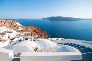 Golden Sunset Villas (Oia)