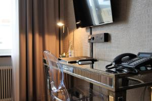 Continental du Sud, Hotels  Ystad - big - 39