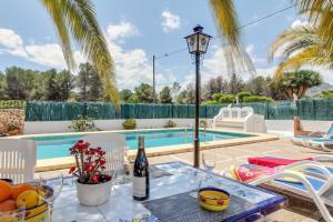 Villa Rosa, Case vacanze  Jávea - big - 31