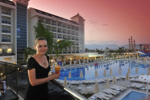 Lake & River Side Hotel & Spa - Ultra All Inclusive, Курортные отели  Сиде - big - 114