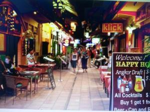 Siem Reap Pub Hostel, Ostelli  Siem Reap - big - 95